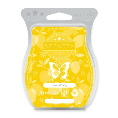 Lemon Daisy Scentsy Bar