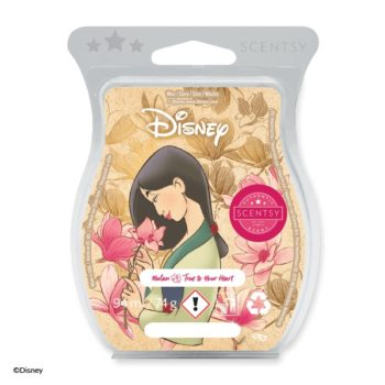 Mulan: True to Your Heart – Scentsy Bar
