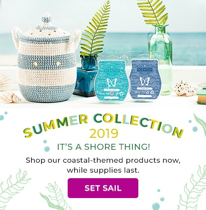? Scentsy Summer Collection 2019?️