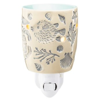 Sea Creatures Plug-In Mini Warmer
