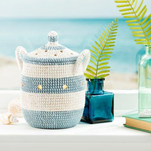 Sweetgrass Basket Warmer