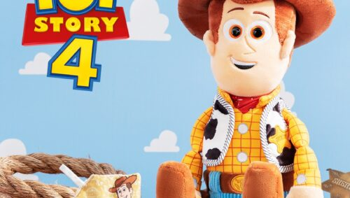 Toy Story 4 Scentsy Buddy Woody