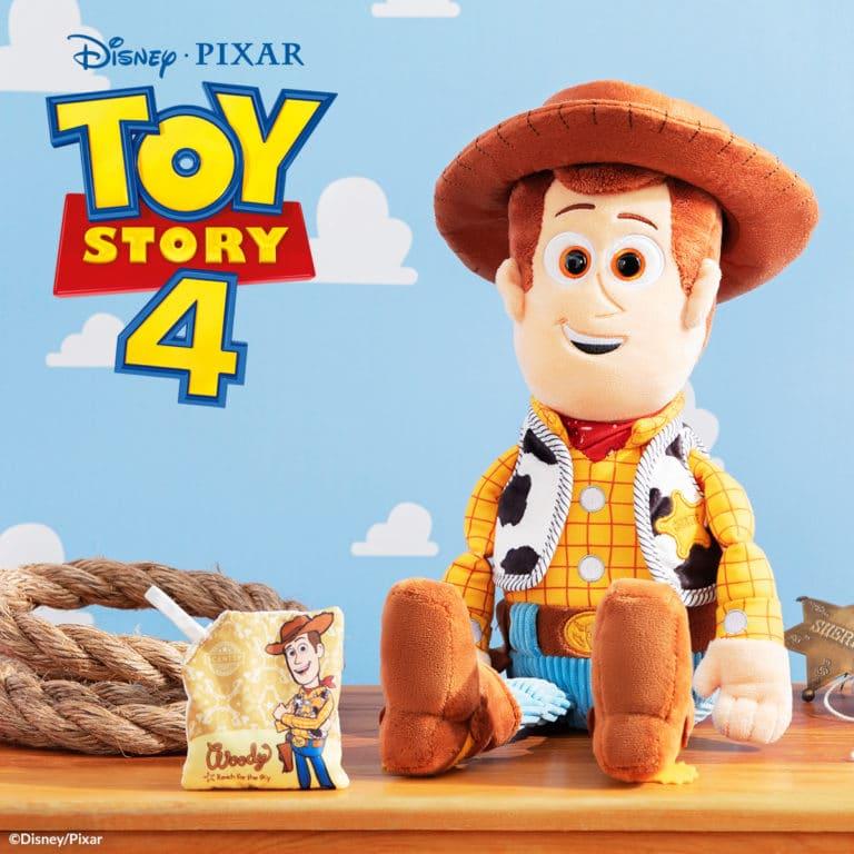 Toy Story 4 – Scentsy Buddies, Buzz Lightyear & Woody