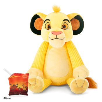 Simba - Scentsy Buddy with a Circle of Life Scent Pak