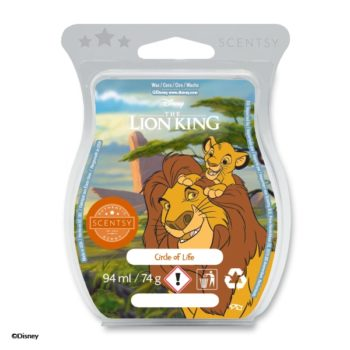 The Lion King - Circle Of Life Scentsy Bar