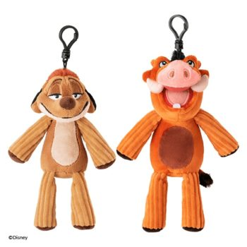 Timon and Pumbaa - Scentsy Buddy Clips