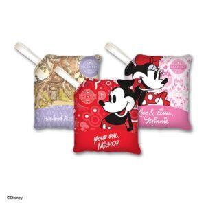 3 Licensed Scentsy Disney Scent Paks
