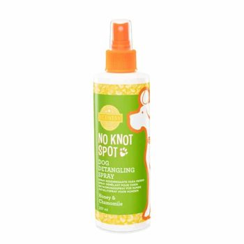 Honey & Chamomile No Knot Spot Dog Detangling Spray