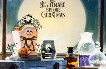 Jack Skellington Nightmare Before Christmas: Pumpkin King Scentsy Warmer