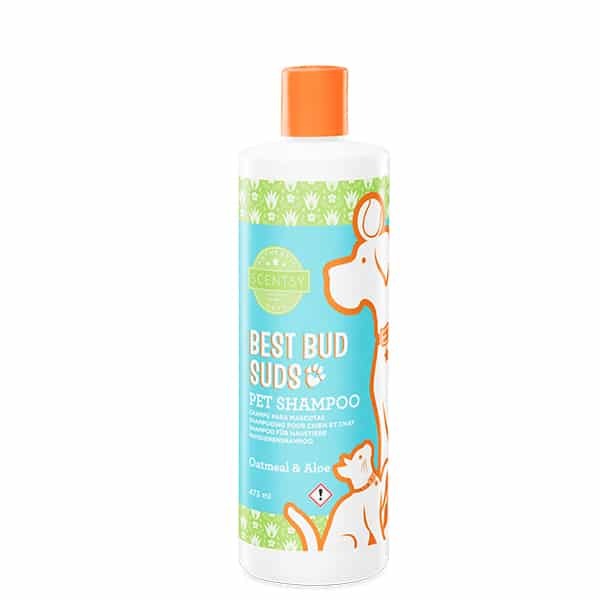 Oatmeal & Aloe Best Bud Suds Scentsy Pet Shampoo