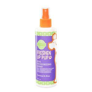 Oatmeal & Aloe Freshen Up Pup Dog Deodorizing Spray