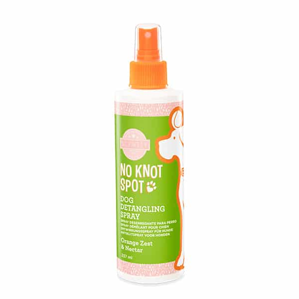 Orange Zest & Nectar No Knot Spot Dog Detangling Spray