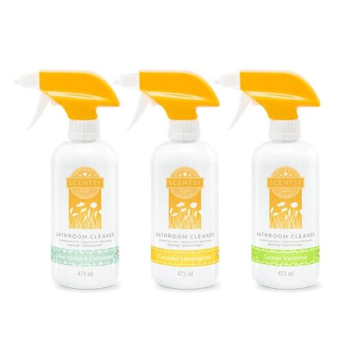 3 Scentsy Bathroom Cleaners