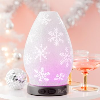 Scentsy Crystallize Diffuser
