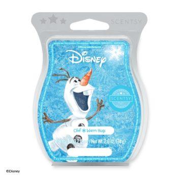 Disney Frozen: Olaf - Warm Hugs Scentsy Bar