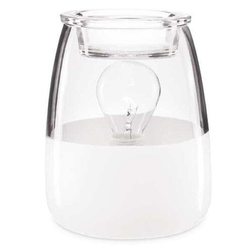 Glass Half Full Warmer OFF