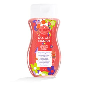 Go, Go, Mango Body Wash