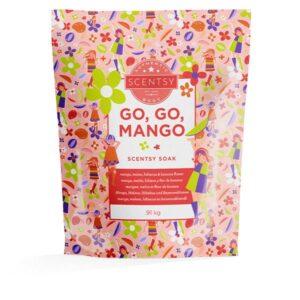 Go, Go, Mango Scentsy Soak