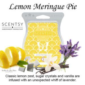 Lemon Meringue Pie Scentsy Bar