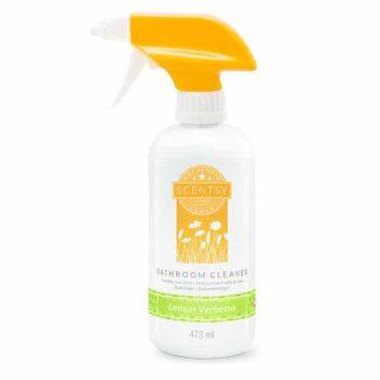 Lemon Verbena Scentsy Bathroom Cleaner