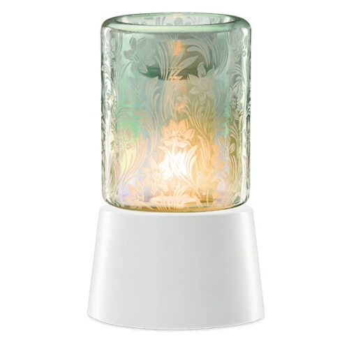 Lily Garden Mini Warmer with Tabletop Base