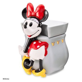 Minnie Mouse – Classic Curve Scentsy Warmer