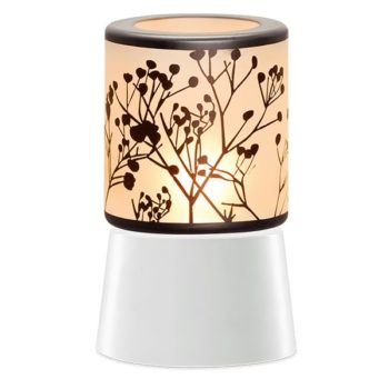 Morning Sunrise Mini Warmer with Tabletop Base