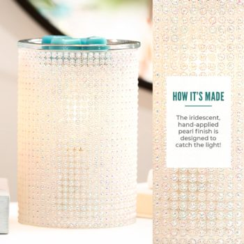 Mother of Pearl Warmer- How It's Made