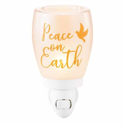 Peace On Earth Mini Warmer