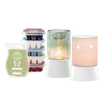 Perfect Scentsy - Tabletop Mini Warmers