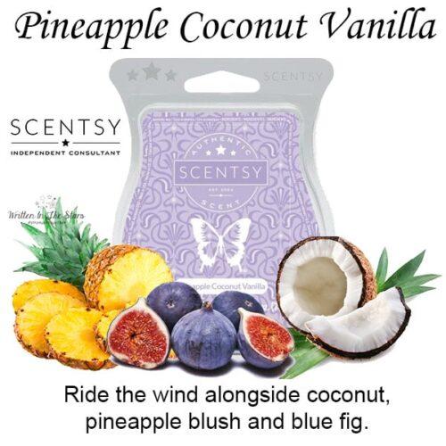 Pineapple Coconut Vanilla Scentsy Bar