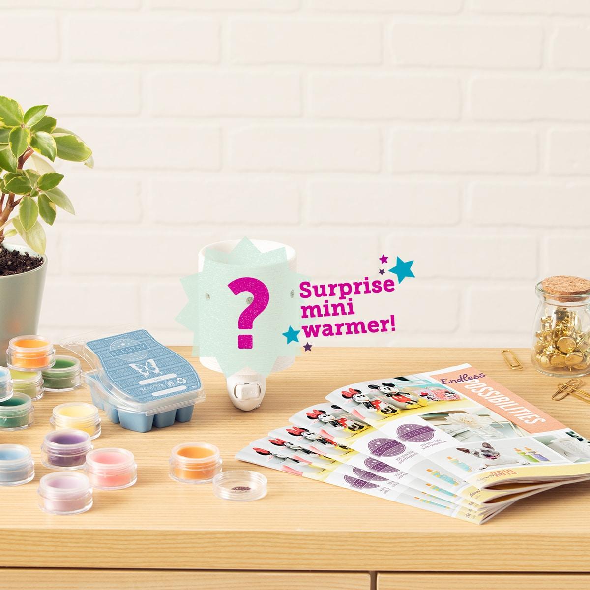 Scentsy Anniversary Starter Kit