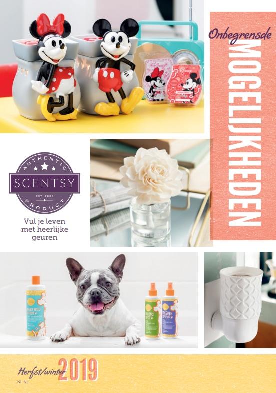 Scentsy Catalogus