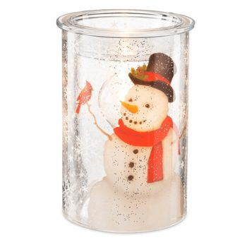 Scentsy Frosted the Snowman Warmer
