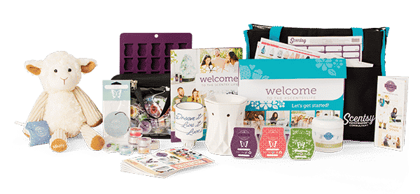 Scentsy UK Autumn Winter 2019 Starter Kit
