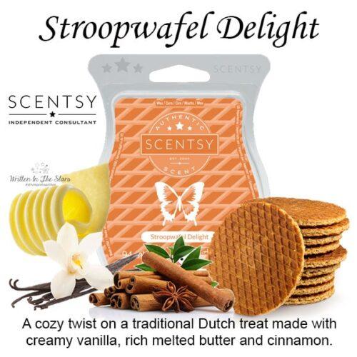 Stroopwafel Delight Scentsy Bar