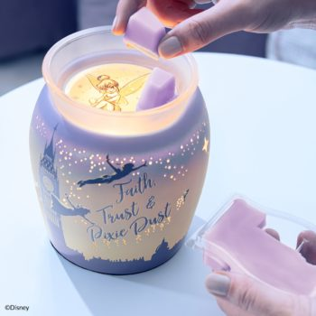 Tinker-Bell-Faith,-Trust-&-Pixie-Dust-Scentsy-Warmer-Styled
