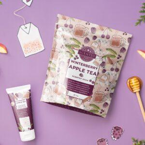 Winterberry Apple Tea Scentsy Soak Hand Cream