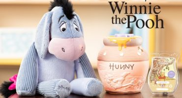 Scentsy Hundred Acre Wood Collection!