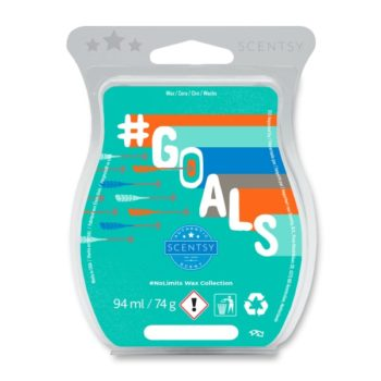 #Goals Scentsy Bar