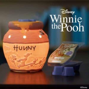 Hunny Pot Scentsy Winnie The Pooh Warmer