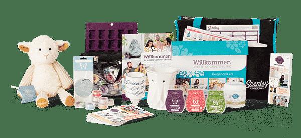 Scentsy Netherlands Starter Kit