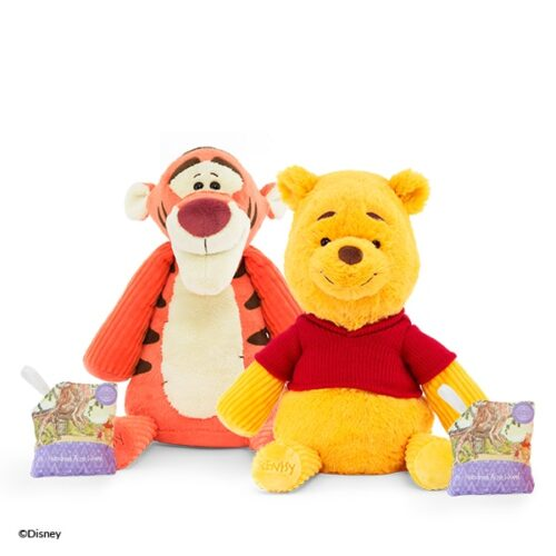 Winnie the Pooh and Tigger – Scentsy Buddies + 2 Hundred Acre Wood – Scent Paks