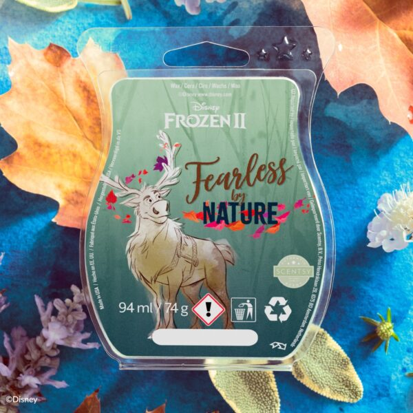 Fearless by Nature (Sven) Scentsy Frozen 2 Wax Bar
