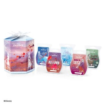 Frozen 2 Scentsy Wax Collection