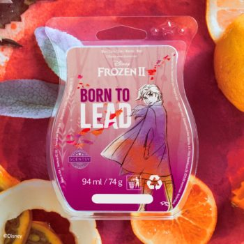 Scentsy Disney Frozen 2 Born to Lead Wax Bar
