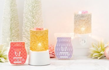 Scentsy UK Glitter Gift Bundles