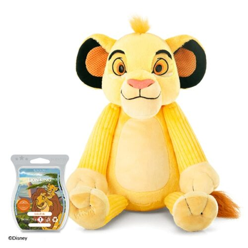 Simba - Scentsy Buddy and Circle of Life Bar Bundle