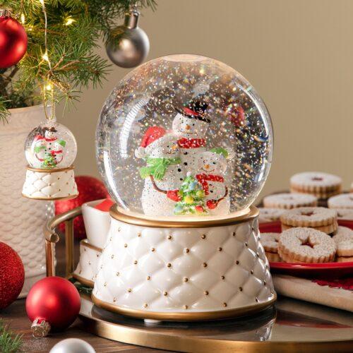 Snow Globe Scentsy Warmer