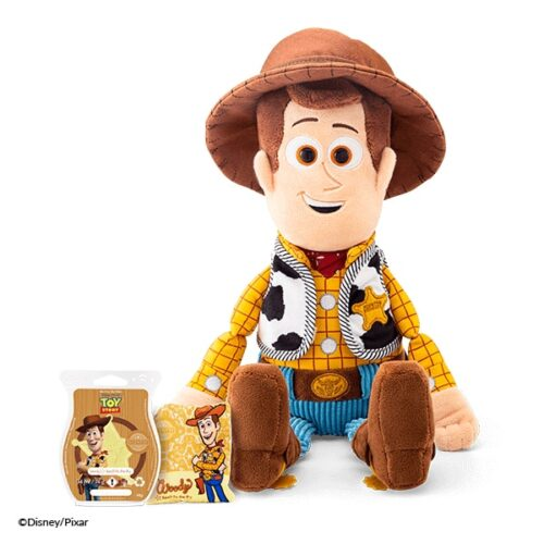 Woody - Scentsy Buddy and Reach for the Sky Bar Bundle